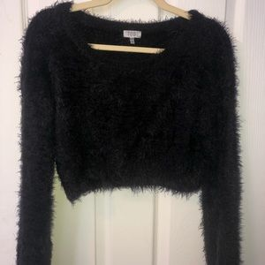 Tobi Fuzzy Sweater